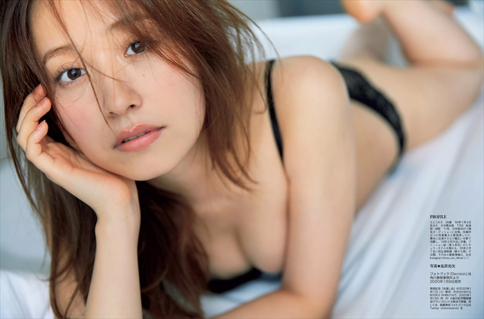 衛藤美彩のエロ下着画像