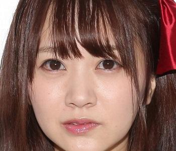 浜田翔子の顔アップ