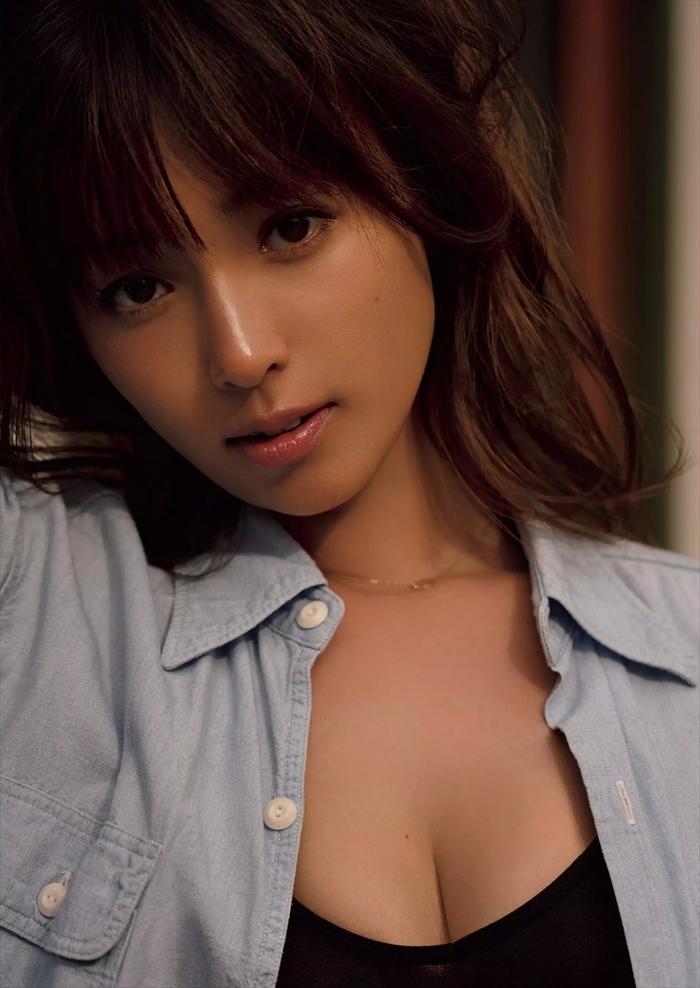 深田恭子のグラビアエロ画像