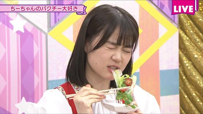 生田絵梨花のイキ顔
