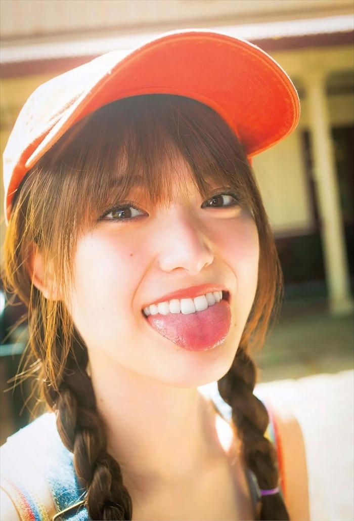 松村沙友里のフェラ顔抜けるエロ画像