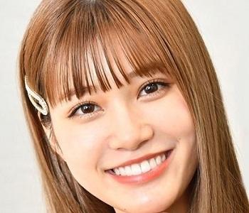 生見愛瑠(ぬるる)の可愛い顔