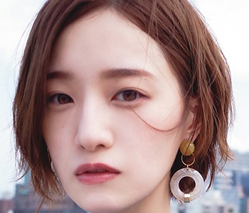 中田花奈の高画質顔アップ