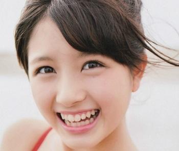 大和田南那の可愛い顔