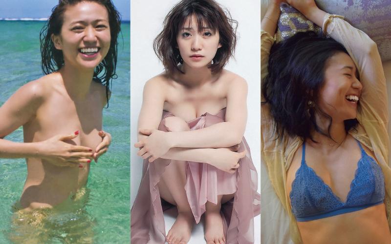 大島優子のエロ画像まとめ