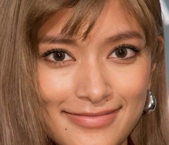 ローラの高画質顔アップ