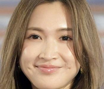 紗栄子の顔アップ