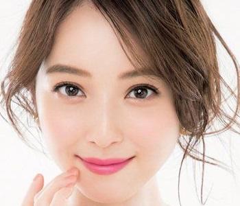 佐々木希の可愛い顔アップ