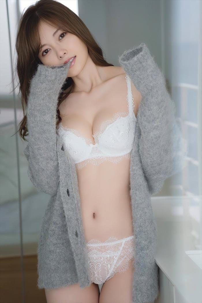 白石麻衣の下着姿エロ画像まとめ