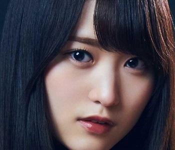 菅井友香の顔アップ画像