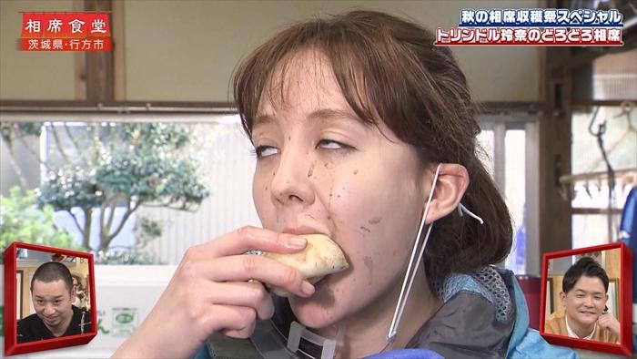 トリンドル玲奈のフェラ顔エロ画像